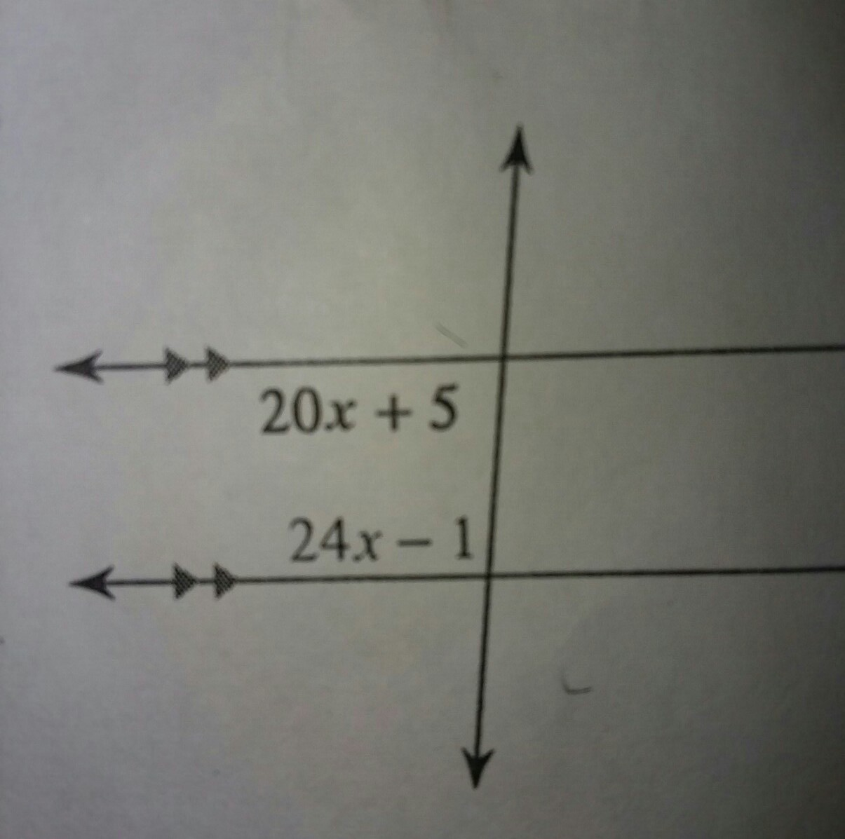 Find The Measure Of The Angle Indicated In Bold