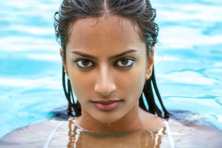 Hot Indian Girl Stock Photos And Images - 123RF
