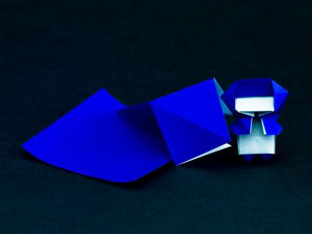 ninja cute: Japanese Origami Toys Folding Instructions; How to Play