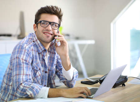 Image result for trainee phone calling