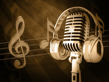 Resultado de imagen para microfono de radio