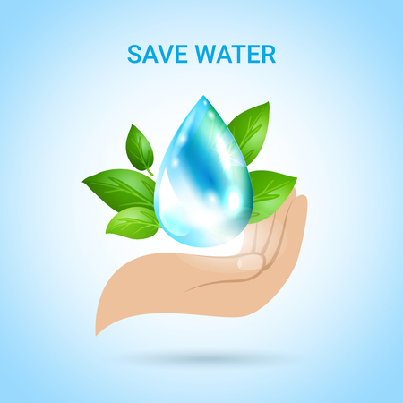 Save Water Stock Photos And Images 123rf