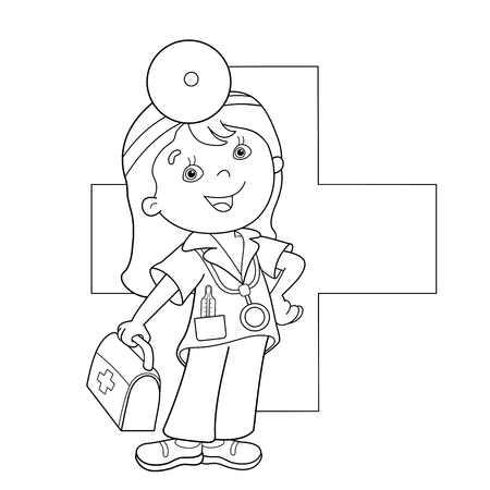 cartoon demi lovato coloring pages first aid coloring pages for kids - Aid Coloring Pages Kids
