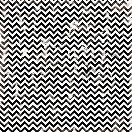 Black denim Chevron Pattern
