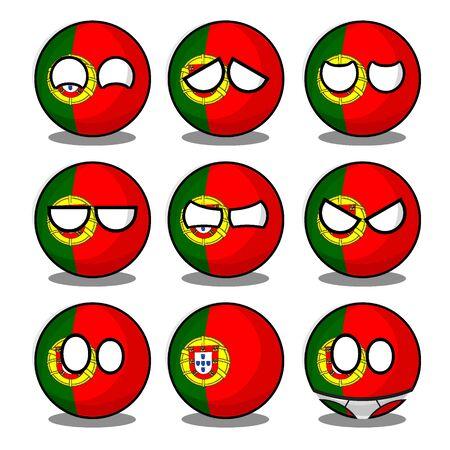 Polandball Cutout Png Clipart Images Pngfuel