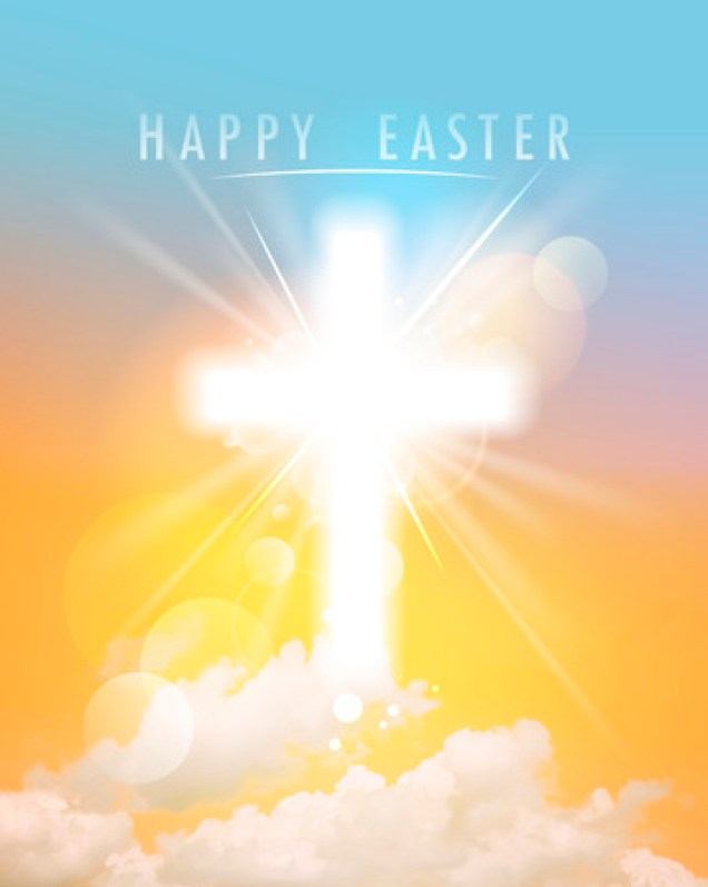Happy Easter Religious Stock Photos And Images - 123RF