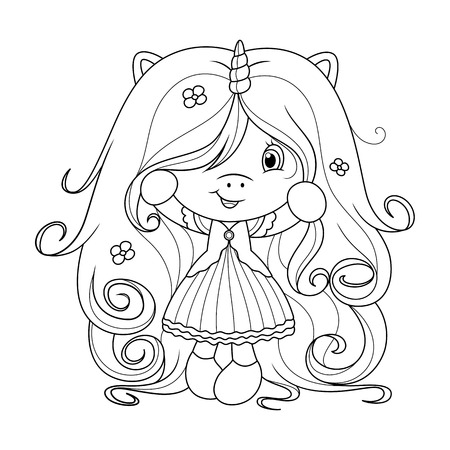 Coloring Pages Baby Stock Photos And Images 123rf
