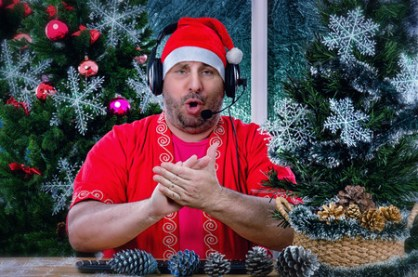 Image result for claps at Christmas