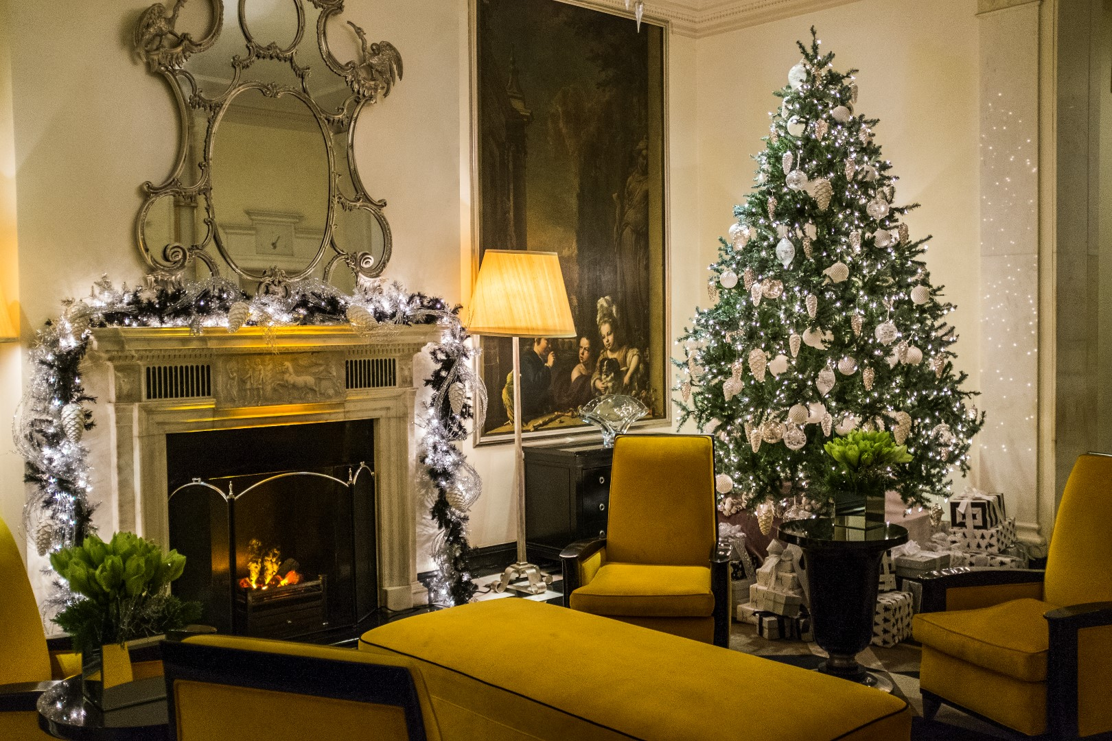 Christmas In New York Top 4 Festive Hotels In The City