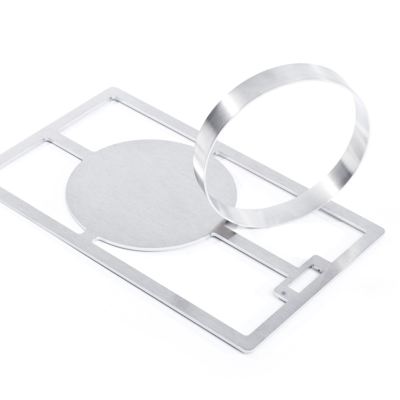Burger Tray with Ring