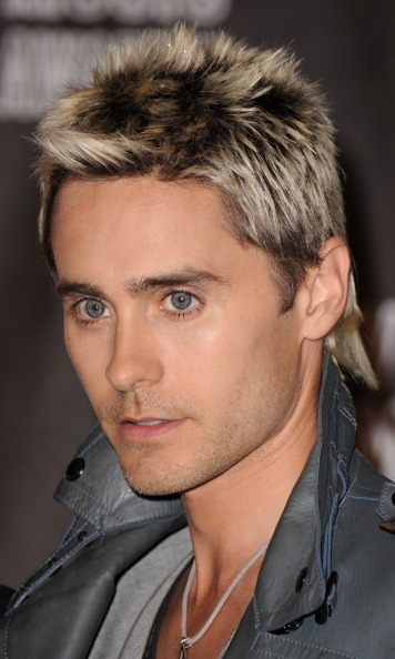 Glad Jared Leto Cut His Hair His 7 Best Clean Shaven