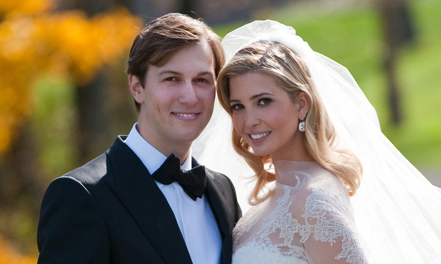 Alexa, who is a beauty blogger for HELLO!'s sister brand, ¡HOLA! Mexico, was also responsible for another of Ivanka's standout beauty moments –her wedding day with Jared Kushner.  Photo: Getty Images
