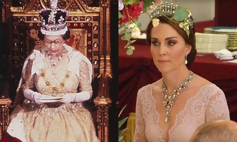 Queen Elizabeth Jewelry All Of The Monarchs Jewels That