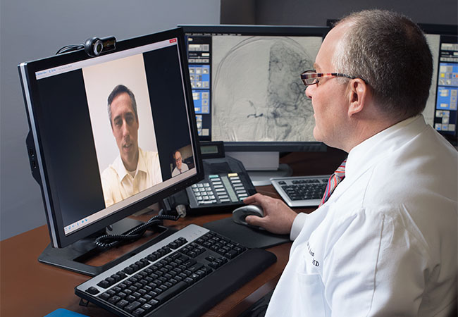 Enhancing the virtual experience at the Cleveland Clinic