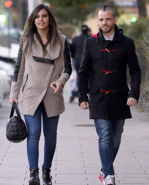 Cristina Pedroche y David Muñoz, inseparables
