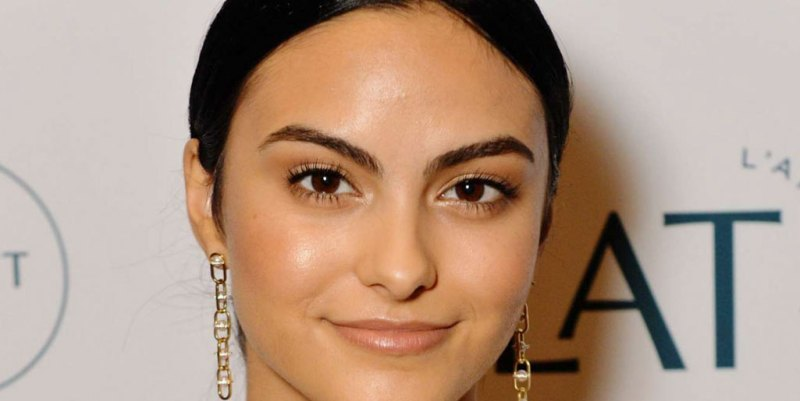 Camila Mendes talks about getting