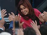 Cristina, la nueva candidata