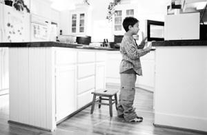 Los productos calentados en microondas son la cuarta causa de quemaduras / Getty Images