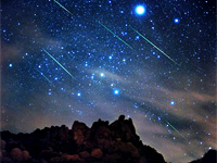 Famous meteor shower peaks tonight