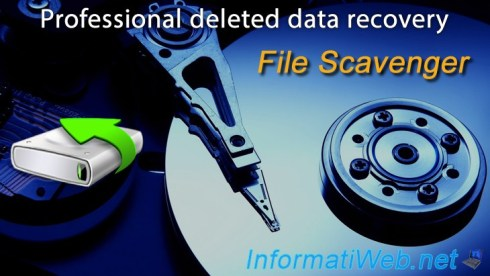 File Scavenger (Professional data recovery software) Crack