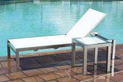 Aluminium furniture, Casa Moda Decoration, Las Terrenas