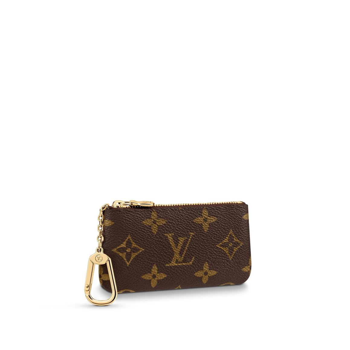 Key Pouch Monogram In Brown Gifts For