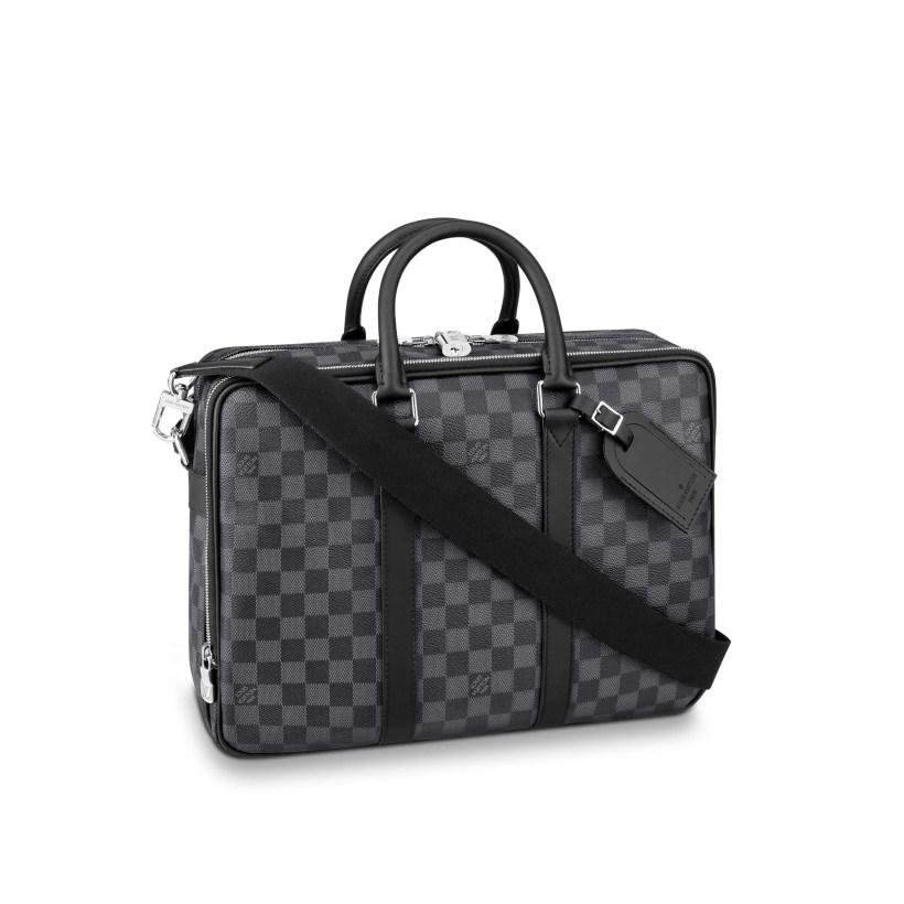 Icare Damier Graphite Canvas Bags Louis Vuitton
