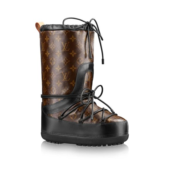 image of louis vuitton moon boot