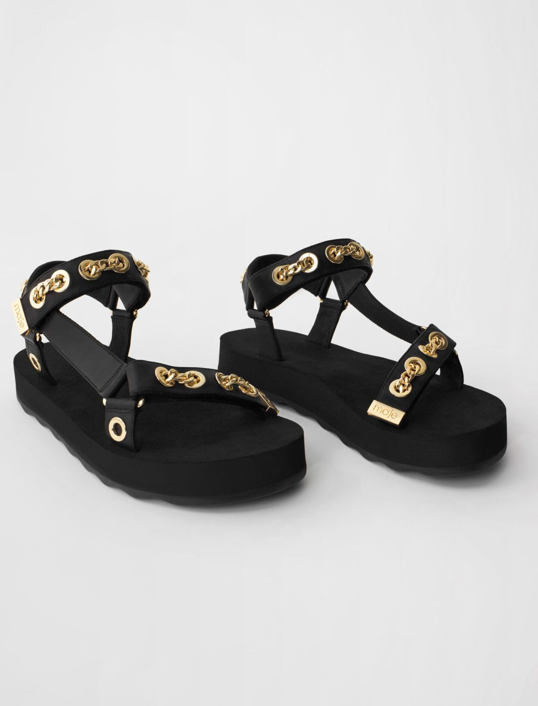 Maje Clothing Review, maje sandals