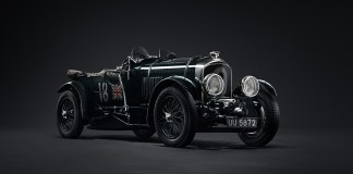 Bentley 1929 Team Blower HERO