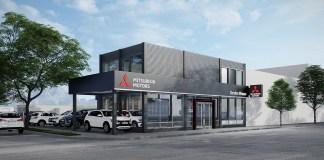 Mitsubishi Motors reimagines the future of automotive retail with a new flexible Urban Concept