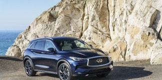 2019 INFINITI QX50 world's first steel recognized with global award
