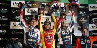 KTM wins 2019 ISDE Manufacturer's Aw