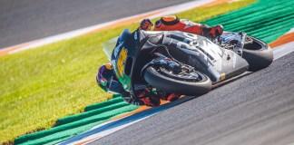 Pol Espargaro KTM RC16 MotoGP Valencia test 2020
