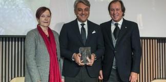 THE UNIVERSITAT AUTÒNOMA OF BARCELONA HONOURS LUCA DE MEO WITH THE UNIVERSITY-BUSINESS AWARD