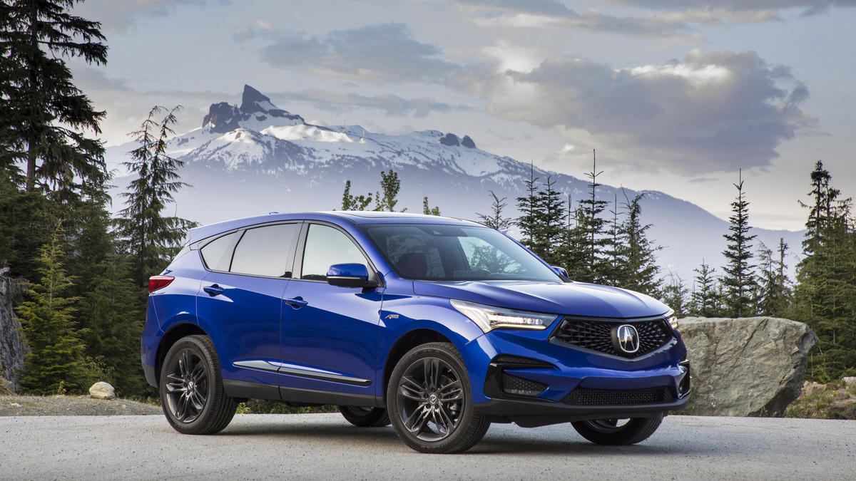 Acura Certified Pre Owned >> Acura Certified Pre Owned Vehicle Program Named 2020