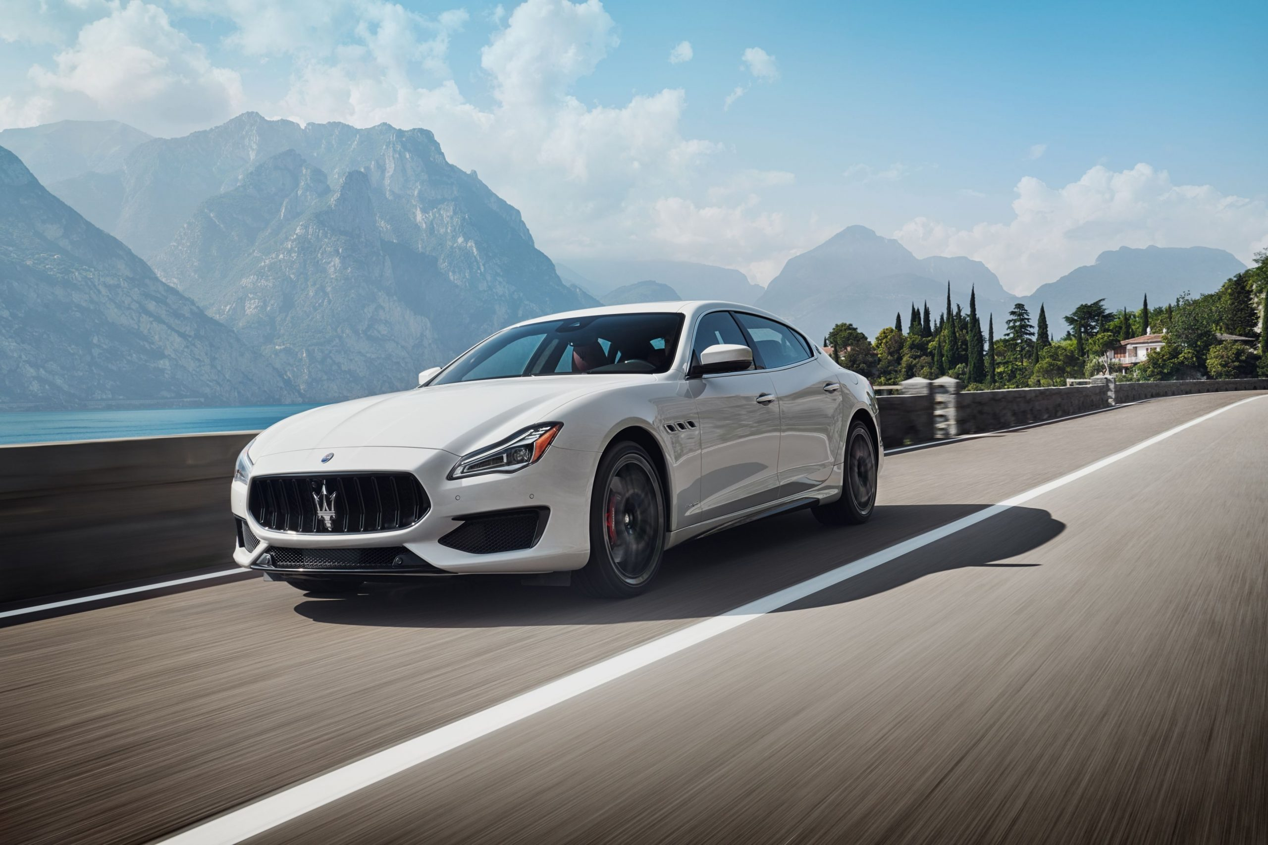 2020 Maserati Quattroportes Reviews
