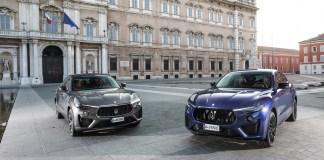 MaseratiLevanteGTSandTrofeoPiazzaRomaModena2019
