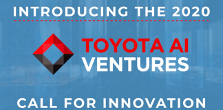 """Toyota AI Ventures Opens Smart and Connected Cities """"Call for Innovation"""" at CES® 2020"""