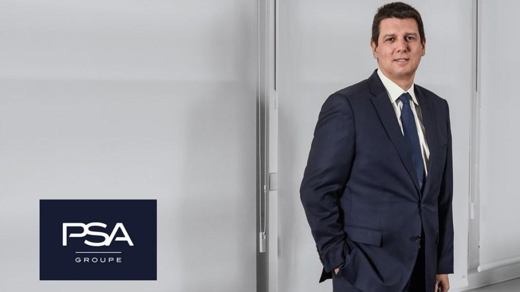 Christophe Mandon SVP Sales, Marketing & After Sales for MEA region