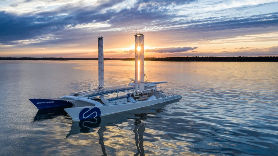 Toyota new system for maritime applications