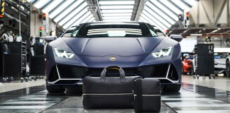 Automobili Lamborghini and Principe, licensing agreement for leather goods and a travel collection
