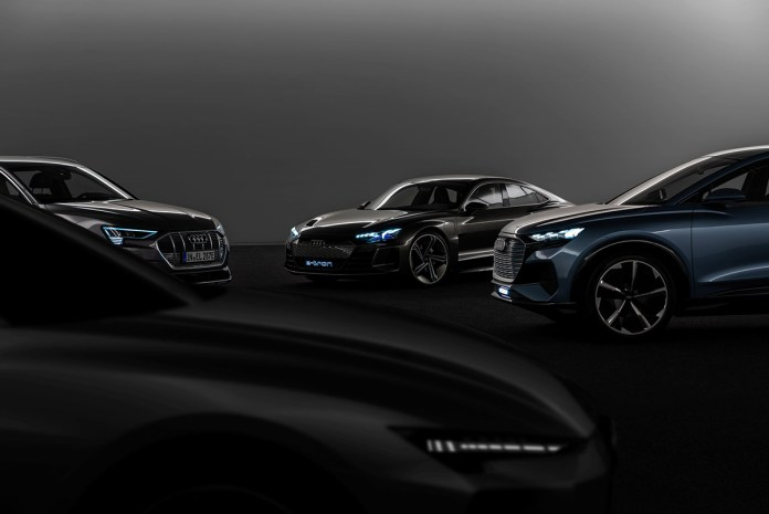 Tech talk: How Audi plans to bring 20 all-electric models to market in the next five years