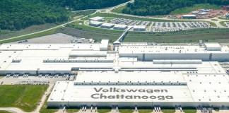 Volkswagen Chattanooga