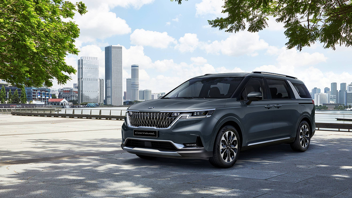 2021 The All Kia Sedona Configurations
