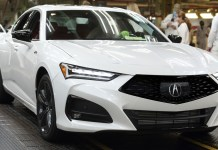 All-new 2021 Acura TLX