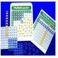 tableros de la multiplicacion