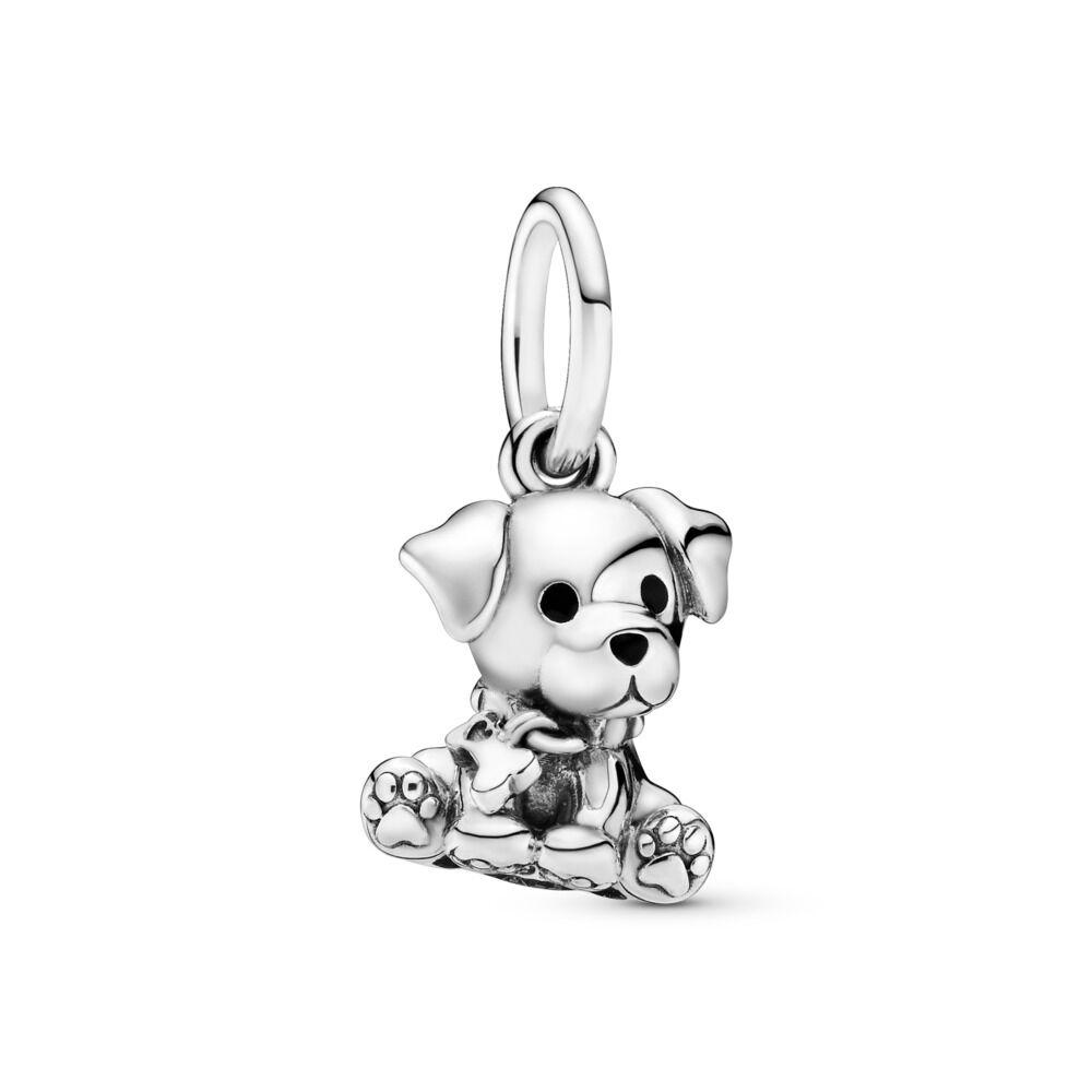 Labrador Puppy Dangle Charm Dog Charms Pandora US