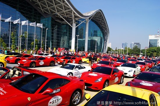 男人夢幻車大集結 Ferrari 6th Rally Taiwan 03
