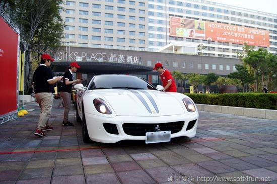 男人夢幻車大集結 Ferrari 6th Rally Taiwan 05
